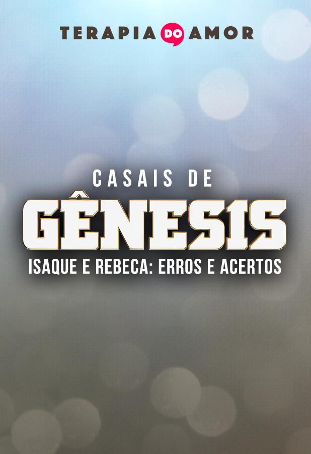 Terapia do Amor: Casais de Gênesis